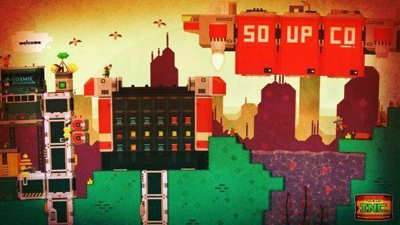 Perto de jogos internacionais, games indies brasileiros já demonstram