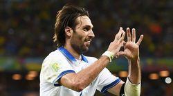 Mesmo fora da Copa, a Grécia deu um show fora do