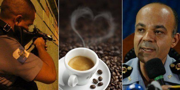 Mais café filosófico, menos violência: Comandante interino da Polícia Militar no Rio faz convite surpreendente...