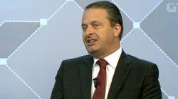 'Dilma botou 7 a 1 no Brasil', diz Eduardo Campos sobre baixo crescimento do