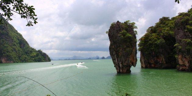 9 razões para viajar à Tailândia