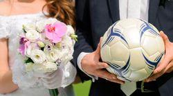 Casar durante a Copa? Pouca gente teve essa