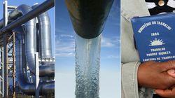 Crise da água: Comércio e indústria ensaiam êxodo com colapso iminente em