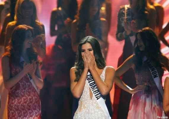 Candidata da Colômbia vence o Miss Universo 2014; brasileira fica entre as 15