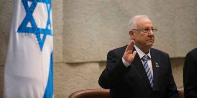 Presidente de Israel pede desculpas a Dilma por comentários contra o