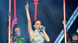 Katy Perry vai se apresentar para MILHÕES na TV