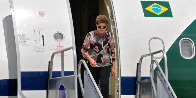 Ministros estão proibidos de fazer viagens pessoais em aviões da