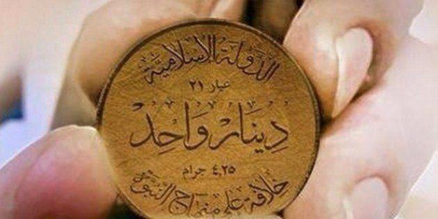 Estado Islâmico anuncia a criação de moeda