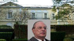 Maluf comemora: mansão suntuosa dele não será afetada pela falta de água em