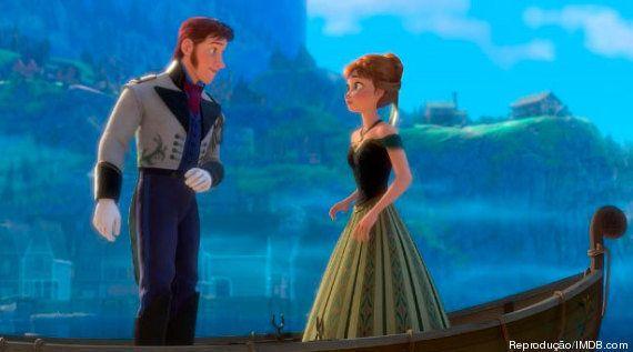 'Fifty Shades of Frozen': animação da Disney ganha versão de Cinquenta Tons de Cinza