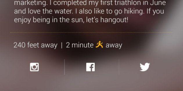 Novo perfil do Grindr vai calcular tempo de viagem entre usuários do app