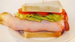 Você vai pensar duas vezes na hora de comer fast