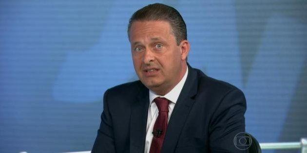 #SabeDeNadaDudu e outras conversas do Twitter sobre Eduardo Campos durante a entrevista no Jornal