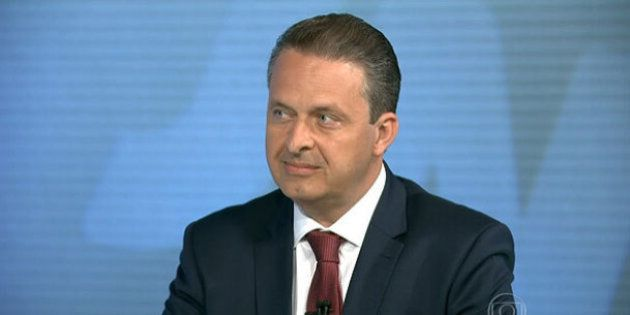 Eduardo Campos encara questões sobre nepotismo e coerência, mas volta a se colocar como