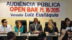 Vereadores do Recife querem proibir as festas 'open