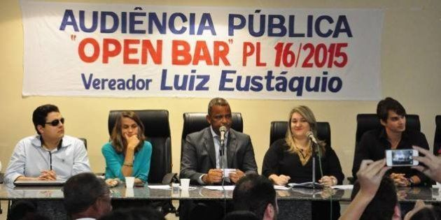Vereadores do Recife debatem o fim das festas 'open