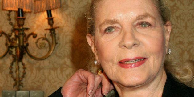 Morte de Lauren Bacall: estrela de Hollywood dos anos 40 e 50 morre de derrame aos 89