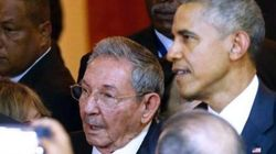 Obama se encontra com Raúl Castro e diz que dias de intervenção dos EUA na América Latina