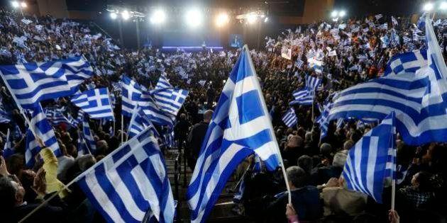 As esperanças gregas com a vitória do
