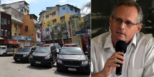 Após 12 vítimas de balas perdidas em dez dias no Rio de Janeiro, secretário de Segurança culpa 'nação...