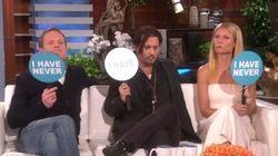 ASSISTA: Gwyneth Paltrow e Johnny Depp brincam de 'Eu nunca' e as revelações são