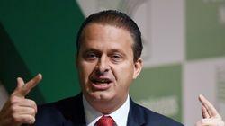 Presidenciável Eduardo Campos estava no jato que caiu em