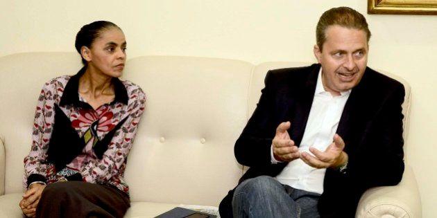 Mônica Bergamo: Marina Silva embarcaria no jato de Eduardo
