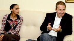 Marina Silva embarcaria no jato de Eduardo Campos, diz Mônica