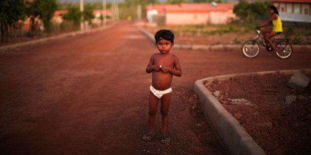 Cresce o número de brasileiros em situação de pobreza extrema, revela