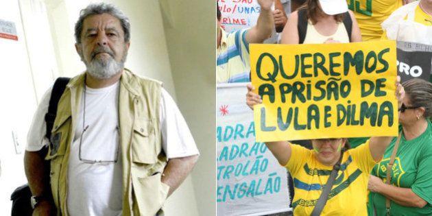 Fotógrafo do jornal O Estado de Minas é agredido em protesto em BH por semelhança com