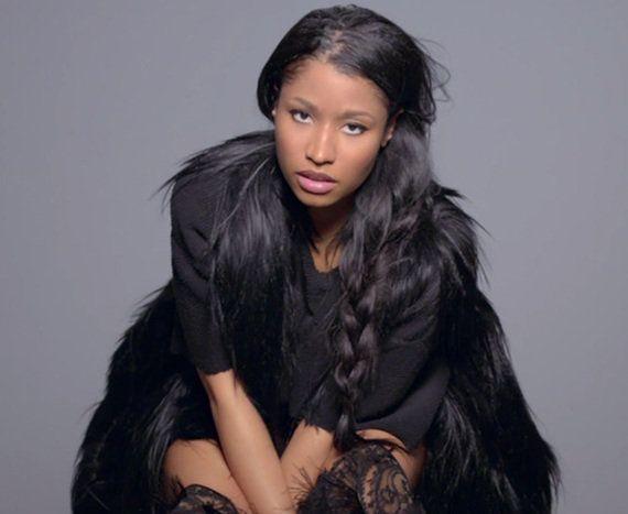 Nicki Minaj: 'Rapper mulher, não. Rapper,
