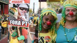 PESQUISA: Corrupção motivou 1 em cada 3 manifestantes a ir às ruas no