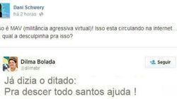 Tucana vira alvo após tweet forjado de Dilma Bolada sobre morte de