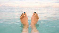 Seus pés podem dizer mais sobre a sua saúde do que você