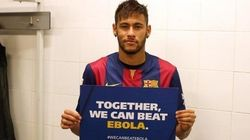 Neymar e craques internacionais participam de campanha contra