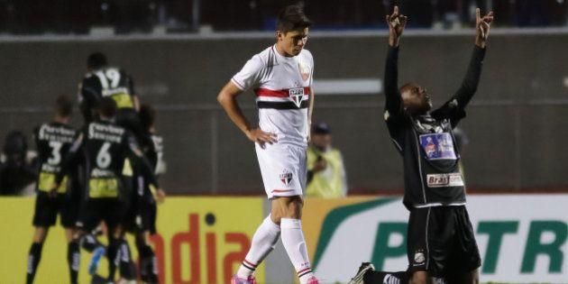 Surpreendidos, São Paulo, Fluminense e Internacional se despedem precocemente da Copa do