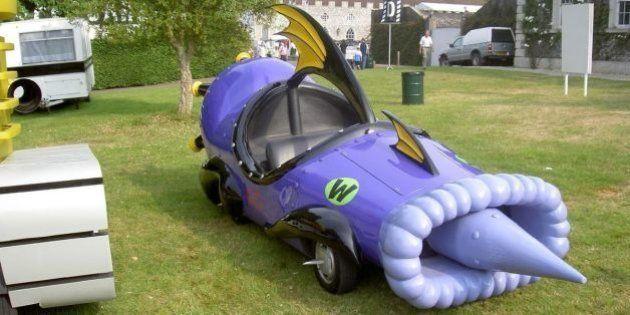 Desenhos animados: 18 incríveis réplicas de carros