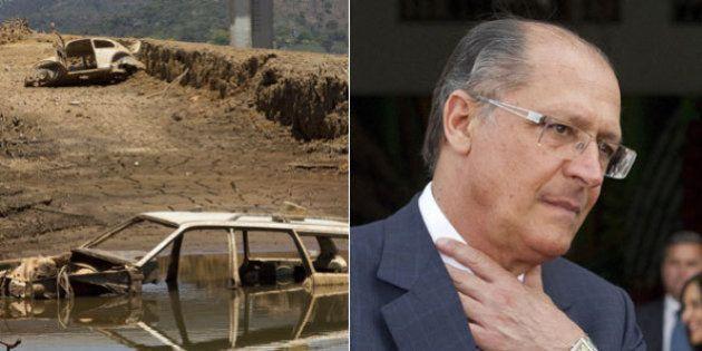 Crise da água em SP: Ajuda a São Paulo sai até semana que vem, diz ministra Miriam