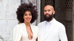 Solange Knowles fez seu casamento do jeito mais autêntico