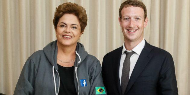Cidade do Panamá - Panamá, 10/04/2015. Presidenta Dilma Rousseff durante encontro com Presidente do...