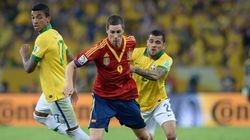 Espanha supera Brasil por 17 décimos no novo ranking da