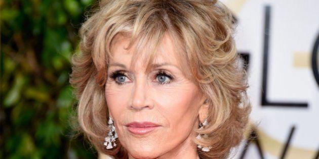 'Precisamos constranger os estúdios', diz Jane Fonda sobre o machismo de