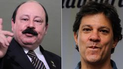 Levy Fidelix quer substituir Fernando Haddad em 2016. É