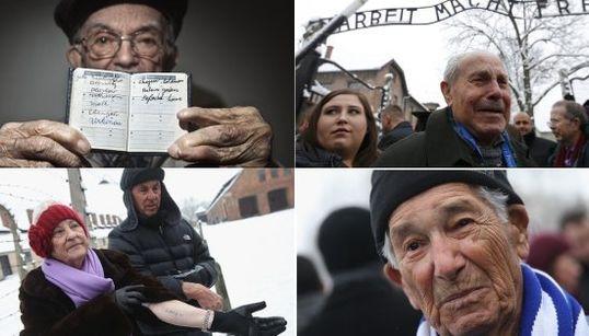 Estes sobreviventes de Auschwitz têm histórias que vão emocionar