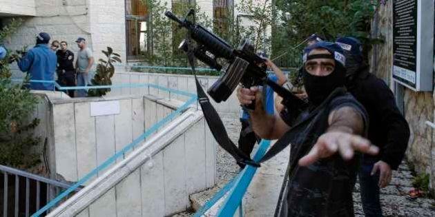 Suposto ataque palestino em sinagoga de Jerusalém deixa quatro mortos e pelo menos seis