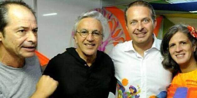 Morte de Eduardo Campos: PSB indica que terá candidatura própria, mas segue 'conselho de Caetano Veloso'...