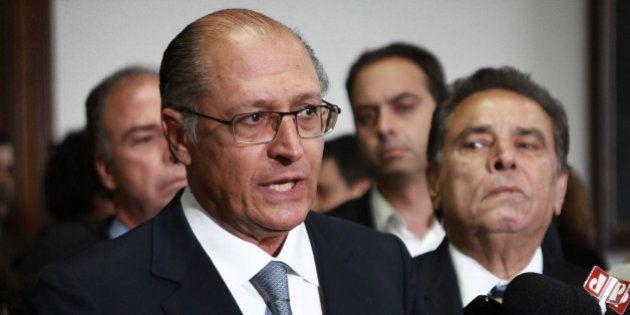 Alckmin ganharia eleições ao governo de São Paulo no primeiro turno com 55%, aponta