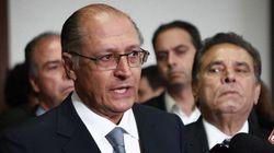 Alckmin lidera disputa em SP com 55%, aponta