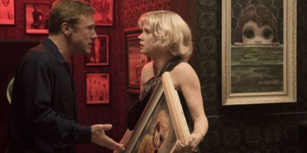 Em 'Grandes olhos', novo filme de Tim Burton, Margaret Keane nos ensina sobre