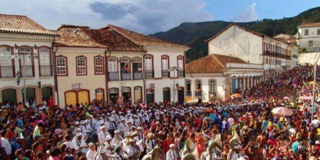 Crise hídrica atinge Ouro Preto, em Minas; maior carnaval universitário do País sofrerá com rodízio de